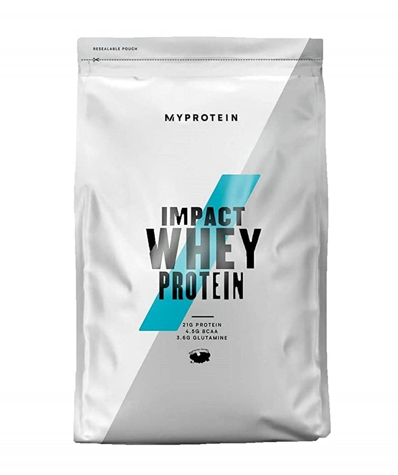 雑種切手窓を洗うマイプロテイン ホエイ?Impact ホエイプロテイン (チョコレートキャラメル味, 1kg) 1,000g WheyProtein