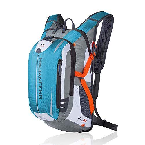 @Y.T Radfahren Rucksack Outdoor Ultra Light Rucksäcke Fahrrad Wasser Tasche Reiten Tasche Sport Falttasche,G