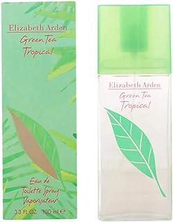 Green Tea Tropical by Elizabeth Arden for Women - Eau de Toilette, 100ml