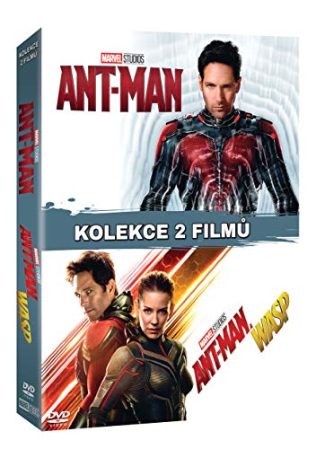 Ant-Man kolekce 1.-2. 2DVD / Ant-Man + Ant-Man and the Wasp (tschechische version)