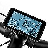 Das-Kit Display C7 Pantalla para Bici eléctrica con Controles incluidos, Compatible con NCM Milano/Venice/Moscow de 48V