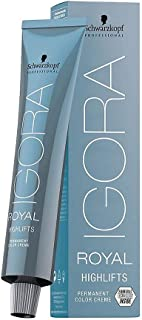 Schwarzkopf Igora Royal Highlifts 12-11 Super Intense Ash Hair Color 60ml