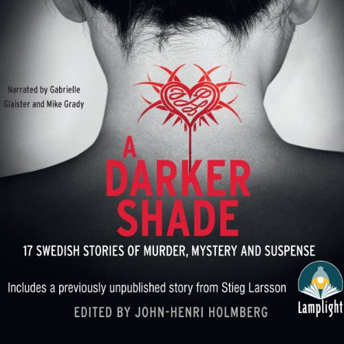 A Darker Shade audiobook cover art