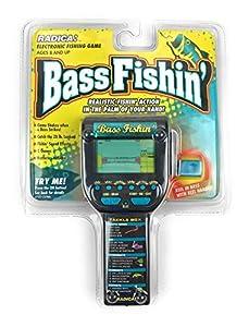 Bass Fishing Handheld