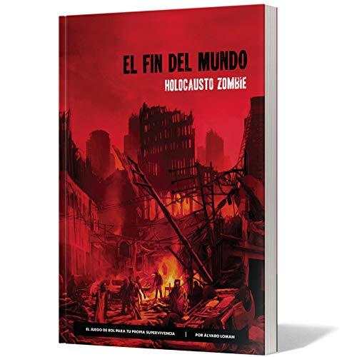 Edge Entertainment-El Fin del Mundo-Holocausto Zombie, Color (EEESEW01)