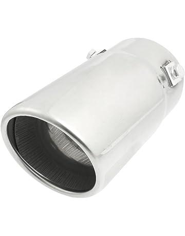 3.5 Inch Punta del silenziatore di scarico Silenziatore universale regolabile rimovibile