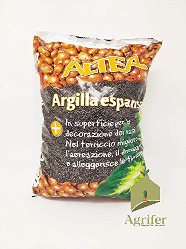 Altea BIGLIE di Argilla ESPANSA 5 LT A PH Neutro con GRANULO 8-16 MM