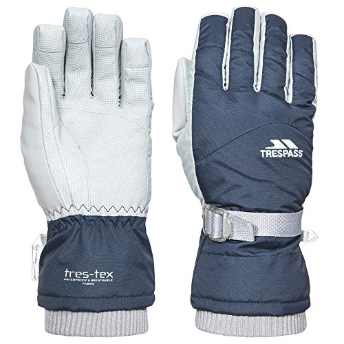Trespass Kinder Handschuhe Vizza II (Kindergröße 6) (Marineblau)