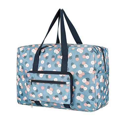 Foldable Travel Duffel Bag, Wate...