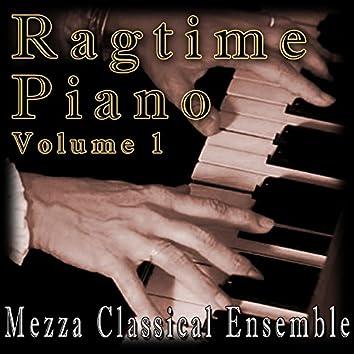 Ragtime Piano Volume 1 - Popular Ragtime Music