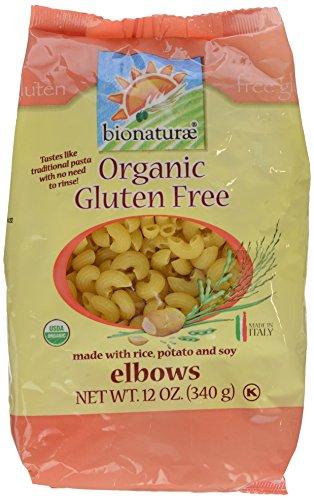 Bionaturae Organic Gluten Free Elbows, 12 oz (PACK OF 1)