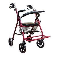 Mobiclinic, Modelo Colón, Andador y silla de ruedas para minusvalidos, ancian...