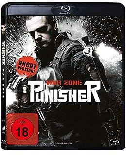 Punisher: War Zone - Uncut Version [Blu-ray]