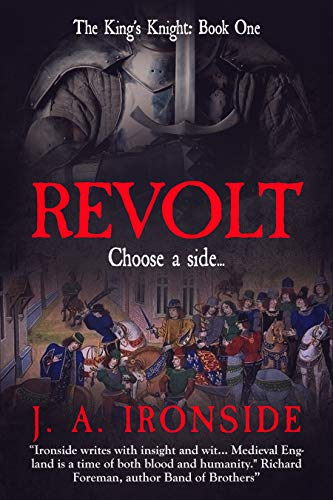 Revolt (The King's Knight Book 1)