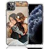 Design Your Own iPhone Case, Personalized Photo Phone case for Apple iPhone 11 Pro Max Custom Case (iPhone 11 Pro Max Only)
