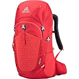 Gregory Mountain Products Jade 33 Liter Women's Hiking Backpack, Poppy Red, Small/Medium