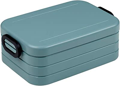 Rosti Mepal 弁当箱 TAKE A BREAK LUNCH BOX (テイクアブレイクランチボックス) M ノルディック グリーン 5703029NG