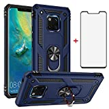 Phone Case for Huawei Mate 20 Pro and Tempered Glass Screen