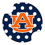 Thirstystone Auburn University Dots Car Cup Holder Coaster, 2-Pack