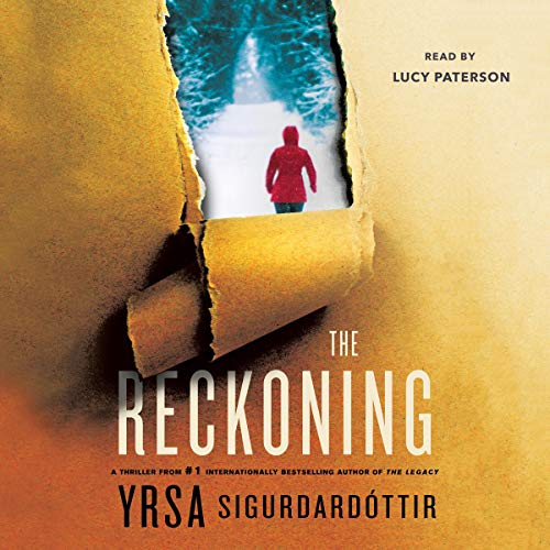 The Reckoning: A Thriller audiobook cover art