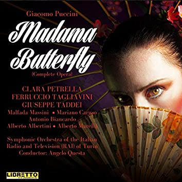 Giacomo Puccini: Madama Butterfly (Complete Opera)