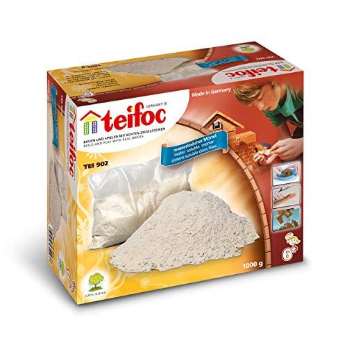 Teifoc Teifoc-T902 Eitech 902-Mortero (1000 g) [Importado de Alemania], Multicolor (TEI 902)