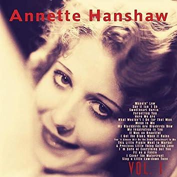 Annette Hanshaw, Vol. 1
