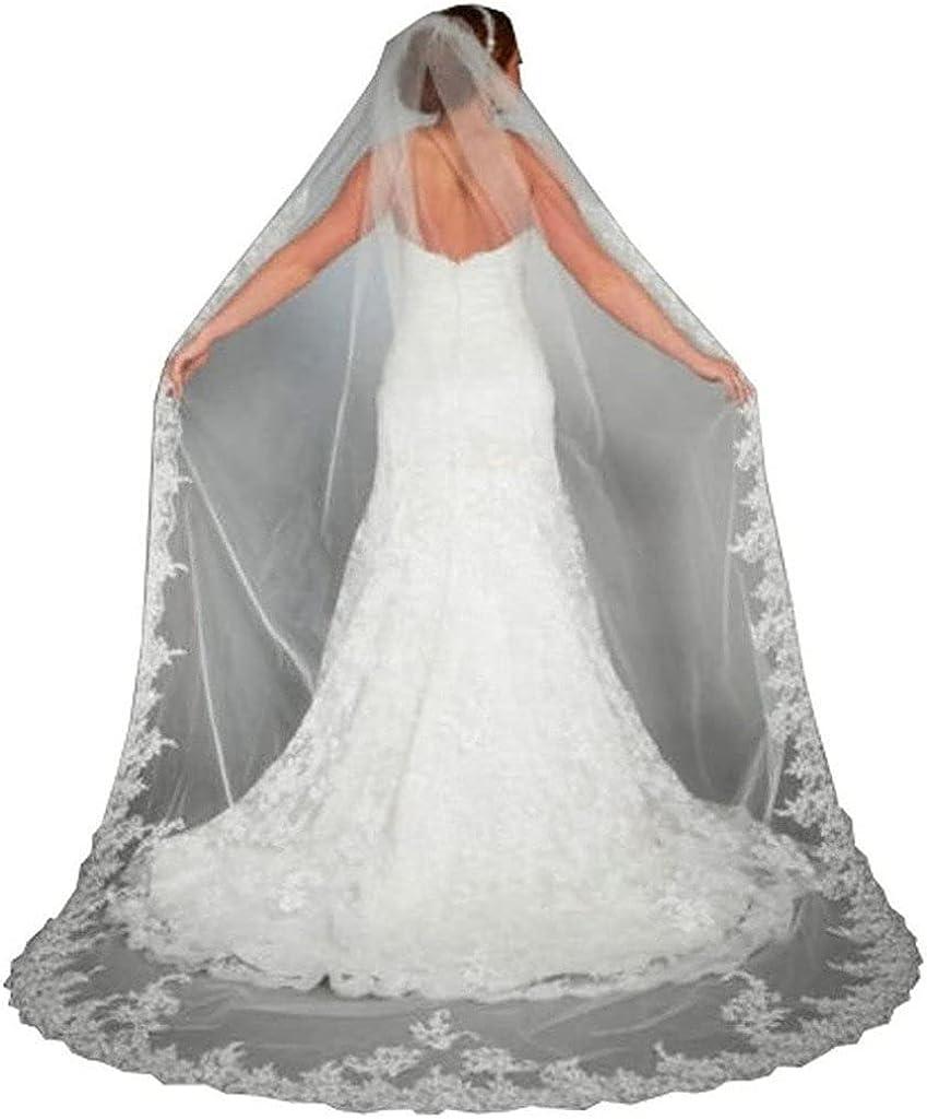 YiMingMy Bride Wedding Veil 118