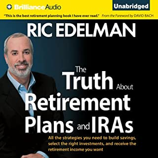 The Truth about Retirement Plans and IRAs audiobook cover art