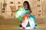 Woneart Kreative Nacht bunte LED-Licht Weich Spielzeug leuchtende Stuffed Hund/Hündchen/Haustier...