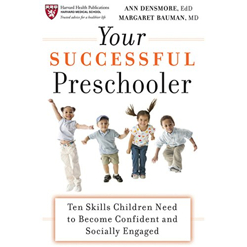 Your Successful Preschooler audiobook cover art