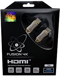 Fusion4K High-Speed HDMI Cable
