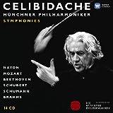 Celibidache : Grandes Symphonies (Coffret 14 CD)