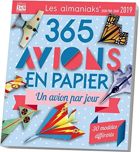 Almaniak Activités Avions en papier 2019