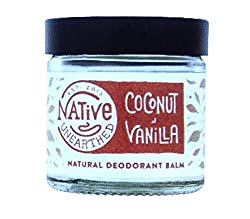 Natural deodorant balm Vanilla & Coconut Sensitive skin