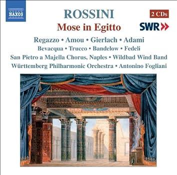 ROSSINI: Mose in Egitto (1819 Naples version)