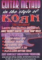 Guitar Method: Korn [DVD]