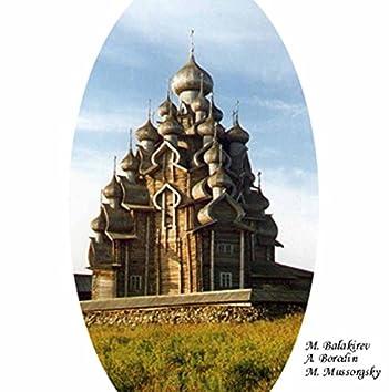 Balakirev, Borodin & Mussorgsky: Orchestral Works