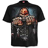 Five Finger Death Punch Game Over - Mens T-Shirt (M 38-40' Chest) Black