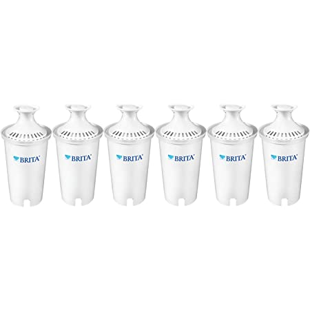 Brita 42432 Pitcher Replacement Filters 4-Pack