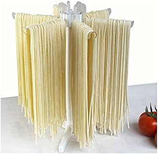 Yookay Demountable Pasta Drying Rack Spaghetti Dryer Stand Noodles Drying Holder Hanging Rack