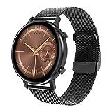 Padgene Smartwatch,Reloj Inteligente con Pulsómetro,Podómetro,Calorías,Cronómetros,Monitor de...