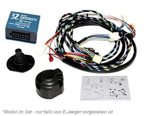 Erich Jaeger Fahrzeugspezifischer Elektrosatz 13 Polig
