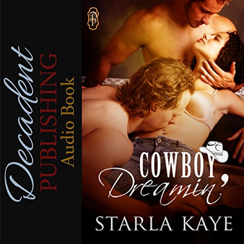 Cowboy Dreamin' audiobook cover art