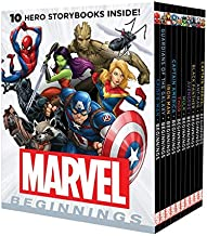 Marvel Beginnings: 10 Storybook Boxed Set