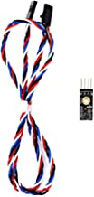 FYSETC Prusa i3 MK3 Upgrade 3D Printer Parts Filament Sensor Detect Stuck Filament Offer The User an Option to Clean The Nozzle with Cable
