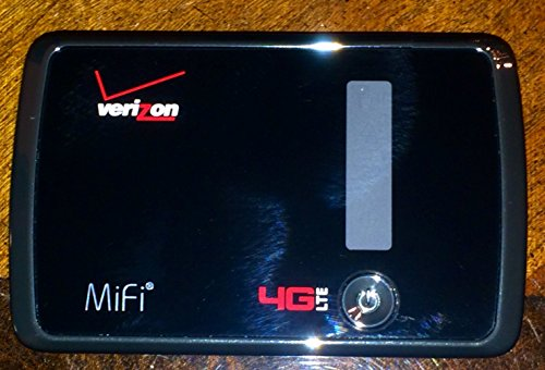 Verizon Jetpack 4G LTE Mobile Hotspot MiFi 4510L 4510L WORKS ON VERIZON WIRELESS