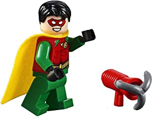 LEGO DC Super Heroes: Batman II MiniFigure - Robin (with Red Mask and Cape) 10753