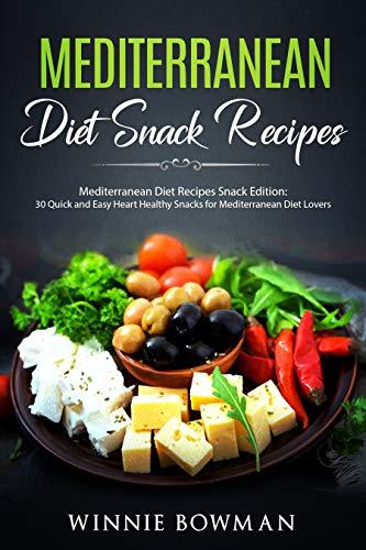 mediterranean diet heart healthy recipes