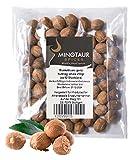 Minotaur Spices | Nuez moscada Entera | 2 X 250g (0,5 Kg) | Aprox. 124 Piezas